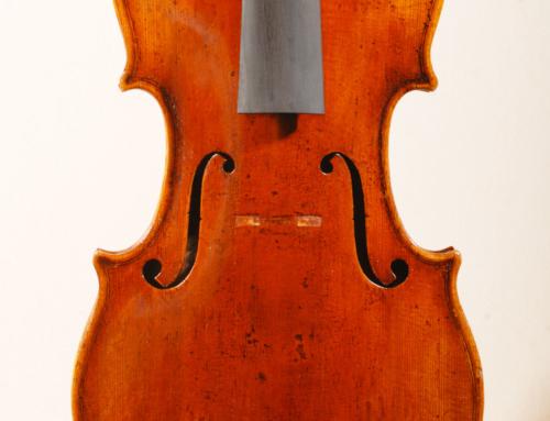 Violin Postiglione's School – Naples