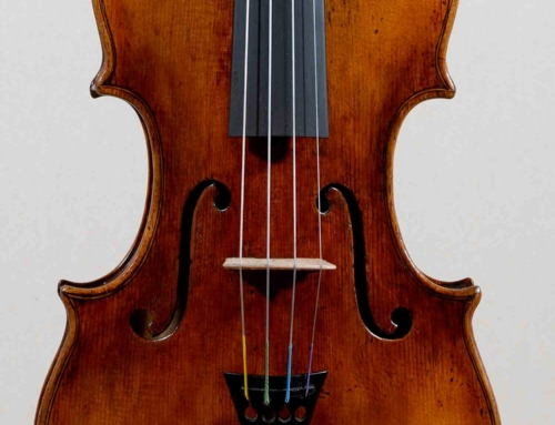 Violin attributed to Andrea Guarneri