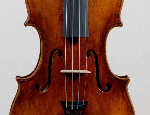 Violino presunto Andrea Guarneri