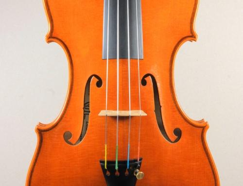 Violin Alberto Cassutti 2016