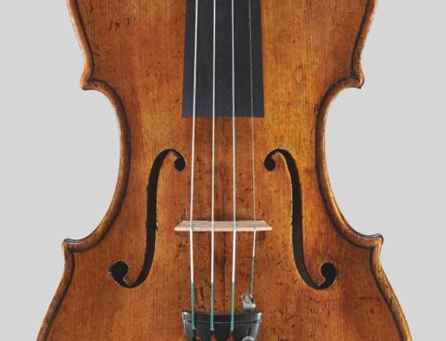 Violino Vincenzo Jorio – Napoli 1852