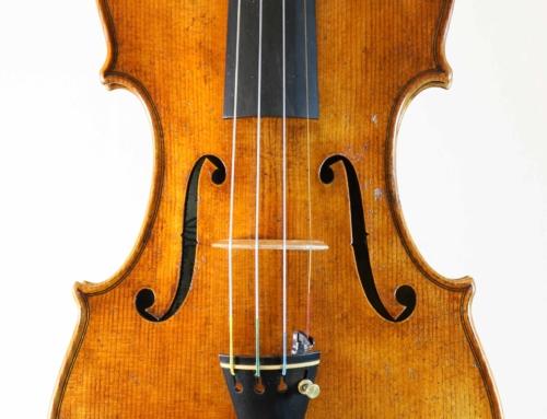 """Violin Alberto Cassutti 2018 """"Copenaghen"""""""