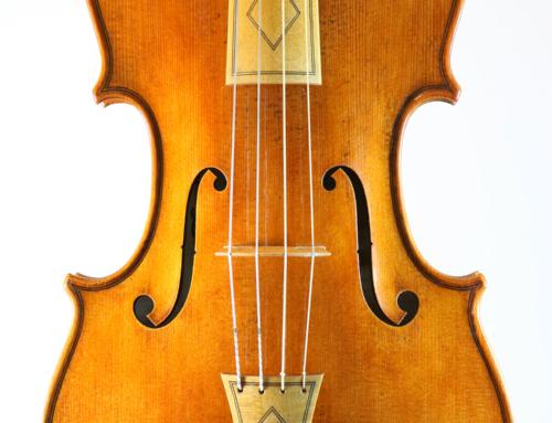 Violin Alberto Cassutti 2018